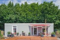 Flüchtlingsheime für Flüchtlinge: woodee statt Wohncontainer