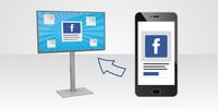 Neue App: SocialStream - Social Media trifft Interactive Digital Signage