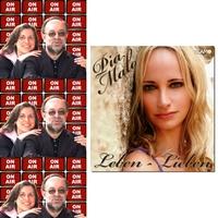 Pia Malo On Air mit Roland Rube und Ariane Kranz