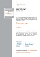 Instandhaltungslösung eam4cloud erhält Innovationspreis-IT für Cloud Computing