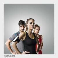 Jabra Sport-Kopfhörer:   Drei Muske(l)tiere für die Ohren