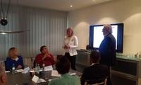 Im Workshop auf zu neuen, digitalen Ufern. Kölner Agentur für Markenkommunikation lud zum Austausch