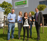 Onlineshop raiffeisenmarkt24.de zündet erste Geburtstagskerze an