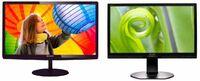 Philips SoftBlue-Displays schützen die Augen und erhalten die brillanten Farben