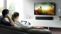 Weltweit erste Soundbar mit Dolby Atmos und DTS:X Unterstützung: Yamaha integriert neue 3D-Surround-Formate in einem Digital Sound Projector