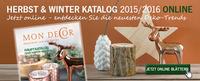 Herbst- und Winterkatalog 2015 von Mon Decor