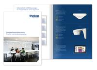 Die neue Theben AG Lösungsbroschüre für Präsenz- und Bewegungsmelder