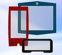 Individuelles PCAP-Touchscreen-Design