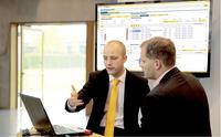 Integriertes CRM der Software caniasERP auf der IT & Business 2015