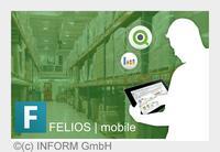 Inform erweitert intelligentes Produktionsplanungssystem Felios um eine mobile Version mit iBeacons