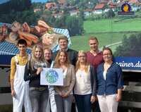 Höhenrainer unterstützt Flüchtlinge mit Puten-Produkten