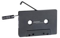 auvisio Bluetooth Kassetten-Musik-Adapter mit Freisprecheinrichtung