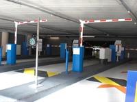 Schrankenanlagen bieten Sicherheit auf Parkplätzen