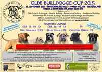 Bulldoggen -  Hundeshow der Sonderklasse in Paaren/Glien