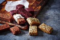 Innovative food bars from Easyfood with chia seeds