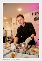 Legendäres Gourmet-Event im Atrium Hotel Mainz