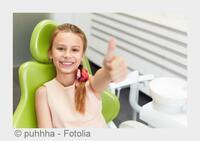 Kieferorthopädie für Kinder: Zahnarzt bei Gießen