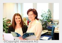 Aktivbank AG: 25 Jahre Geschäftsfreunde