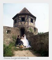 Heiraten auf Burgen und Schlössern liegen voll im Trend