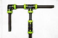 ENERPIPE CaldoCLICK-Muffensystem: Nahwärmerohr-Verbindungen schnell und sicher abdichten und dämmen
