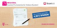 showimage Mit Telekom Mega-Deal Scanbot Pro kostenlos nutzen