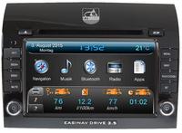 EASINAV Drive 3.5 für Fiat Ducato mit CAN-Bus Vernetzung