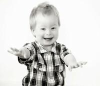 """""""Glück kennt keine Behinderung"""" - Fotografien von Familien, die mit dem Down Syndrom leben"""