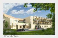 Grundsteinlegung für das erste carehotel am Niddasee in Schotten