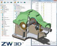 ZW3D CAD/CAM feiert 30.Geburtstag
