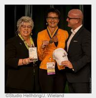 Ulrike Aichhorn als erste Österreicherin mit dem Certified Speaking Professional® CSP, dem höchsten internationalen Redner-Zertifikat, ausgezeichnet
