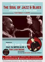 Monday Afterwork Jazz: Detroit Gary Wiggins und DJ Mitch Alive