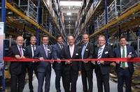 Hellmann Worldwide Logistics eröffnet neuen Standort im Nürnberger Hafen
