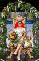 3. Bayerische Weißwurst Königin kommt aus Mittelfranken