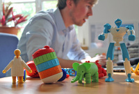 Das Magdeburger Start-up TinkerToys macht Kinderträume wahr