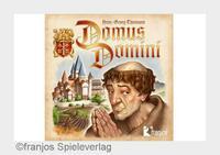 DOMUS DOMINI - Strategiespiel um die Leitung eines Klosters