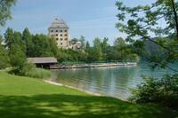 """Hotel """"Schloss Fuschl"""": Sissis Jagdschloss begeistert mit Luxus pur - auch ein Jahrzehnt nach der Renovierung"""