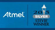 Atmel | SMART ARM Cortex-M7-basierte MCU-Familie gewinnt den silbernen Stevie-Award im Rahmen der International Business Awards 2015
