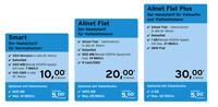 Neue congstar Smart und Allnet Flat Tarife ab sofort erhältlich