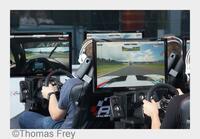 SimRacing EXPO 2015 zieht tausende Fans an den Nürburgring