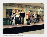 Krefeld pur: SinnLeffers hautnah