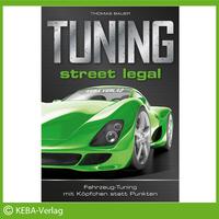 TUNING: street legal - wieder erhältlich