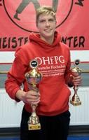 Kickboxerin Nadine Flöper erkämpft sich Deutsche Meisterschaft