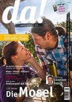 Neues Freizeitmagazin: da! wo´s schön ist - Print, Web und App