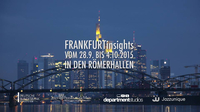 FRANKFURTinsights im Frankfurter Römer
