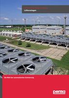 perma Schmiersysteme im Einsatz: Lüfteranlagen