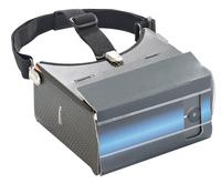 """auvisio VR-Brille VRB57.3D mit Magnetschalter & 42mm Linsen (für 3,5""""-5,7"""")"""