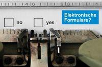 Effektives Formular-Management mit DocuWare