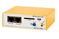 Pressemitteilung: Telemotive AG präsentiert ersten Datenlogger für MOST150 cPhy