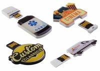 Infantasia USB-Sticks mit individueller Form und Bedruckung ab 25 Stück