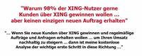 Das Netzwerken beherrschen - Tipps für XING-Nutzer
